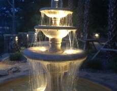 Fountain Lighting