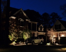 Architectural Accent Lighting 29