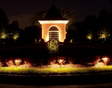 Subdivision Entrance Lighting