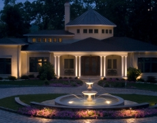 Architectural Accent Lighting 1