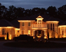 Architectural Accent Lighting 28
