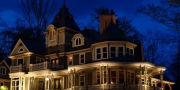 Architectural Lighting Victorian Home