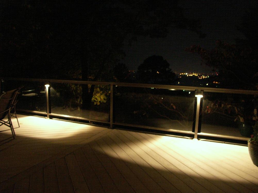 Deck Patio & Walkway Lighting Gallery