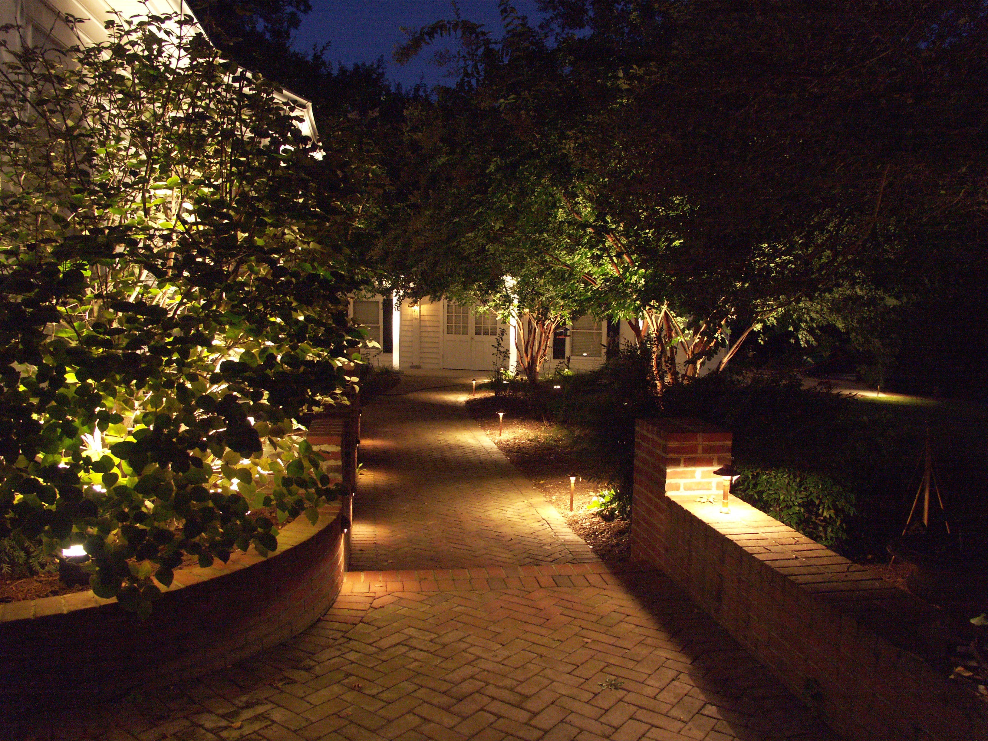 22 awesome patio walkway lights