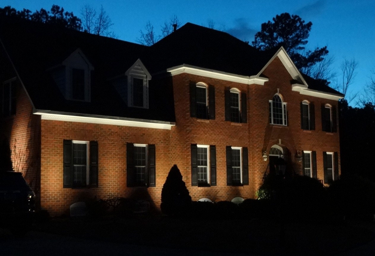 Architectural accent lighting outdoor lighting expressions for Architectural landscape lighting