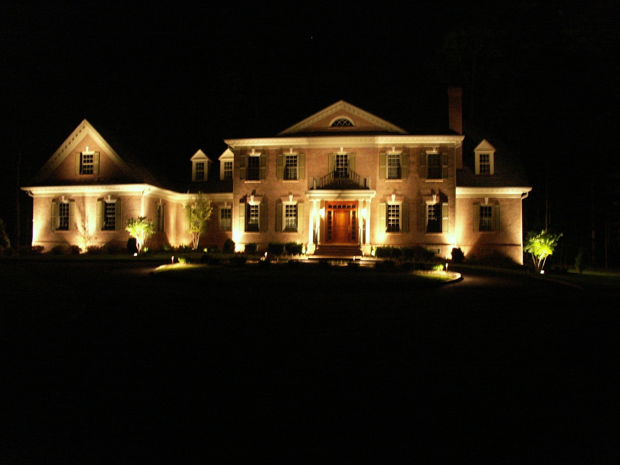 Exterior accent lighting for home boosting your home s Exterior accent lighting for home