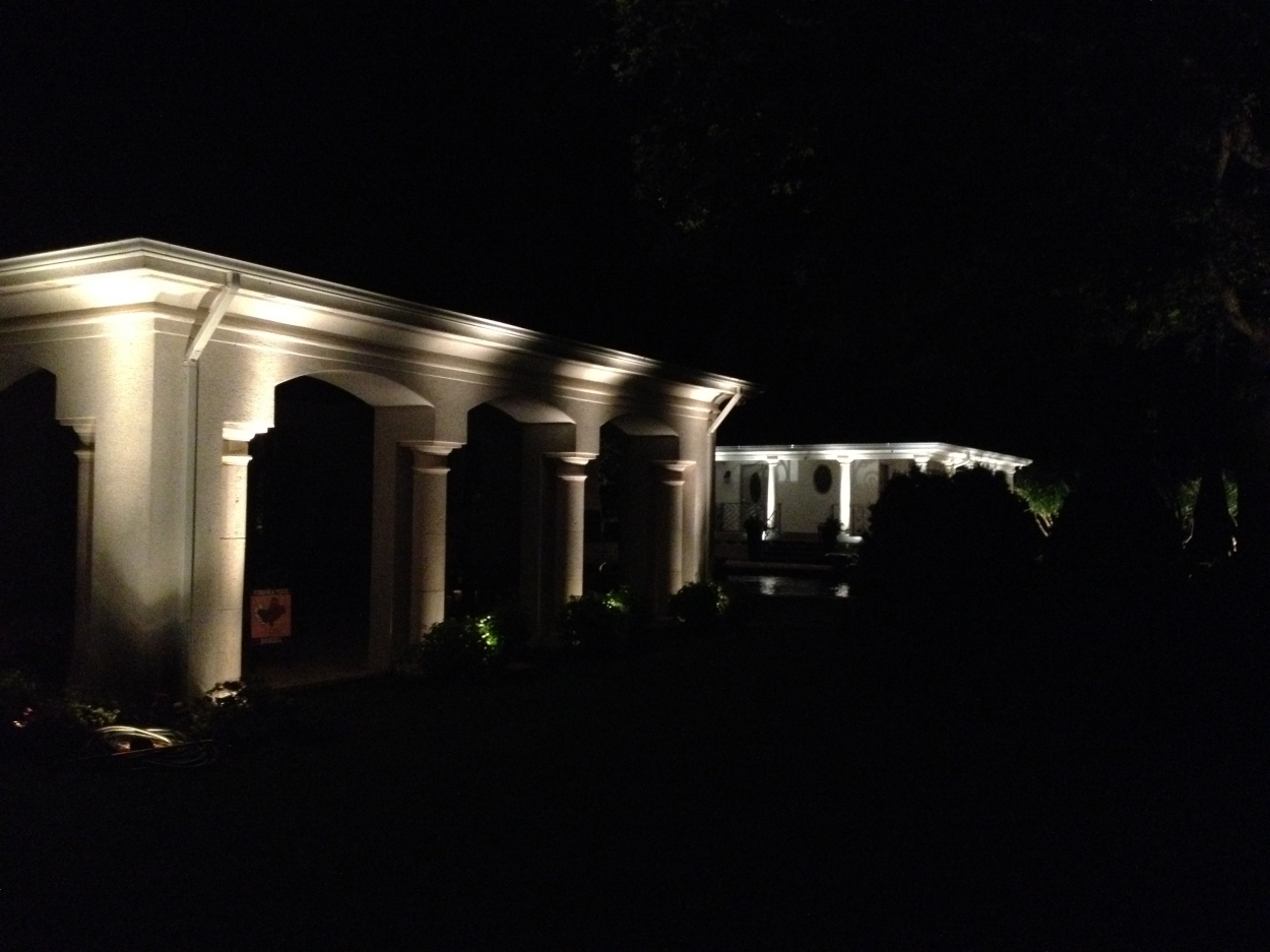 Architectural accent lighting outdoor lighting expressions for Landscape accent lighting