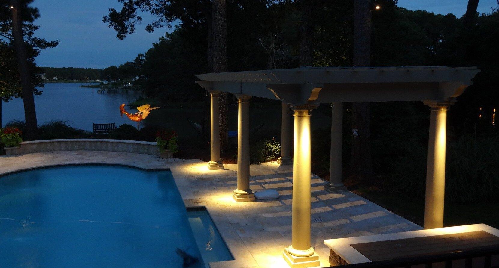 Residential Outdoor Lighting
