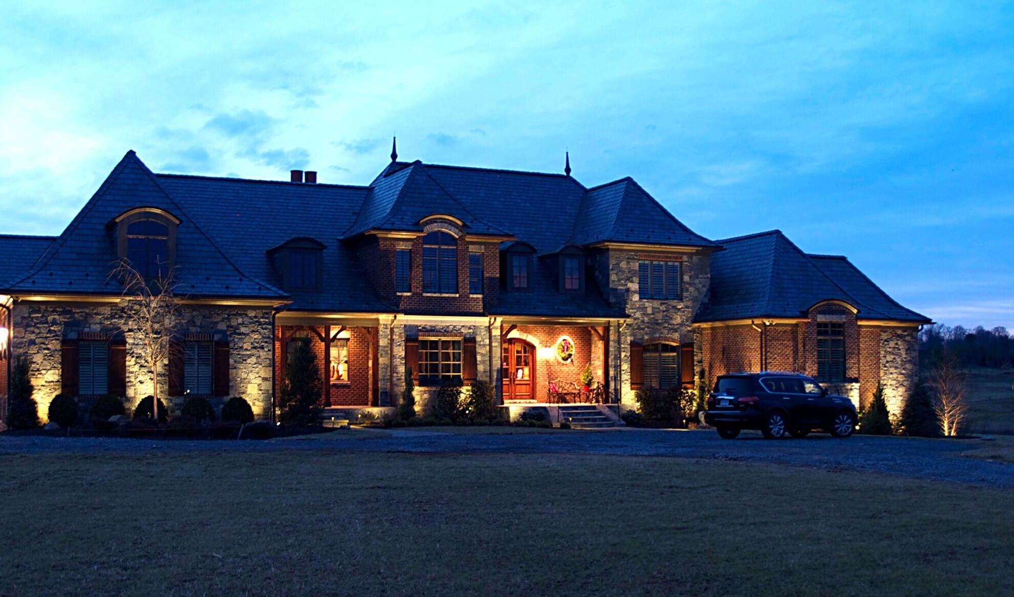 Residential Outdoor Lighting | Outdoor Lighting Expressions