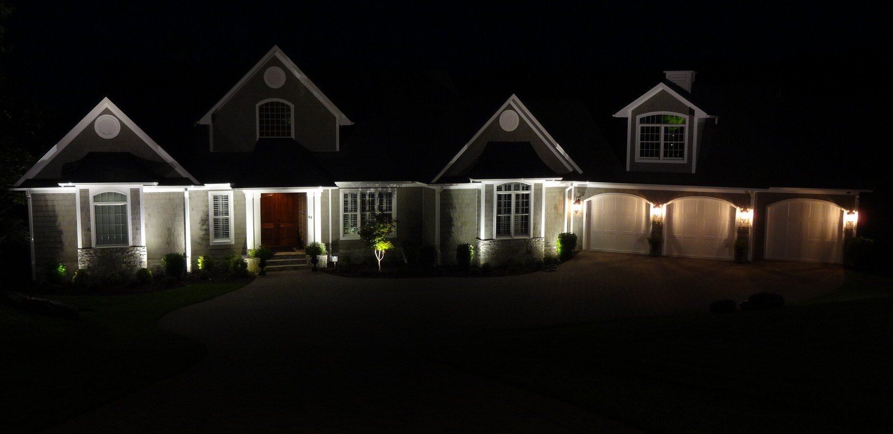 Architectural accent lighting outdoor lighting expressions Exterior accent lighting for home